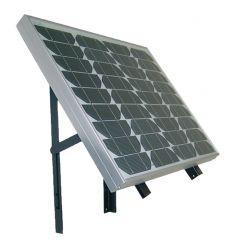 Montageset zonnepanelen. Voor 30 & 45 Watt