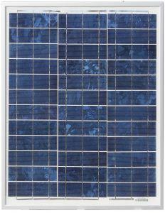 Zonnepaneel 30 Watt incl. laadregulator