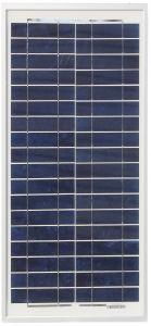 Zonnepaneel 20 Watt incl. laadregulator