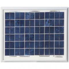 Zonnepaneel 10 Watt incl. laadregulator