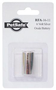 Petsafe batterij 6V SilverOxide voor leiband