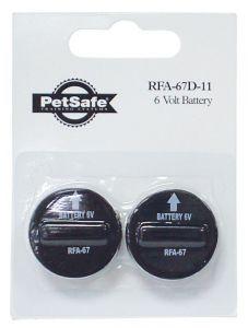 Petsafe batterij voor halsband R.F. & B.C.