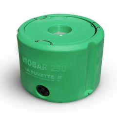 Vorstvrije thermo paardendrinkbak Isobar 250 liter
