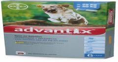 Advantix 400/2000 Hond (25 tot 40kg) 6P