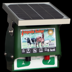 Batterij App. Solar Impuls 6 km