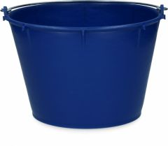 Emmer 7 l met beugel donkerblauw