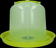 Pluimvee drinktoren 8 liter lemon met stop