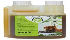 HempOne + Omega Oil Hond en Kat