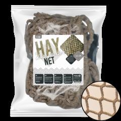 Hay Slowfeeder net 5 kg (5 mm dik, maaswijdte 45 mm)