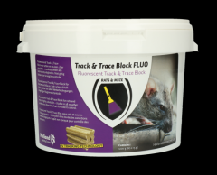 Track and Trace Block Fluo (80x15g)