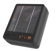 S6 Solar schrikdraadapparaat incl. Lithium batterij