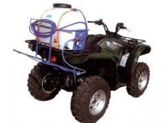 Elektrische sproeier voor quads