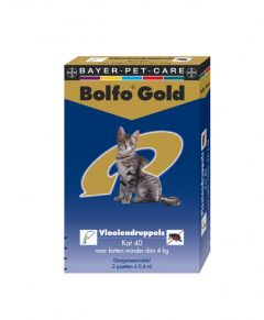 Bolfo Gold Kat 40