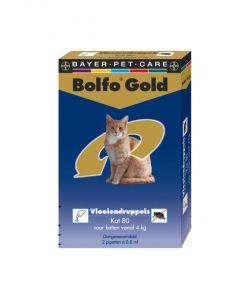 Bolfo Gold Kat 80 >4 kg