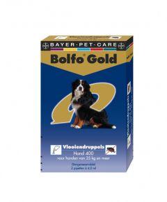 Bolfo Gold Hond 400 >25 kg