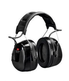 Gehoorbeschermer met radio FM en MP3 - Peltor