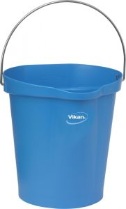 Emmer Vikan 56863 blauw 12 l