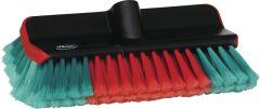 Autowasborstel Vikan zacht/split met watertoevoer 524752 25 cm
