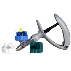 ECO-MATIC 1 ml luer lock met flacon Adapterset