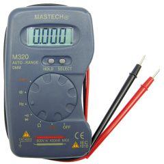 Pocket digitale multimeter voor de borstzak