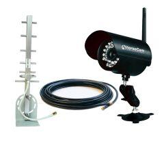 Camerakit (incl. kabels, adapter en antenne) voor horseCam