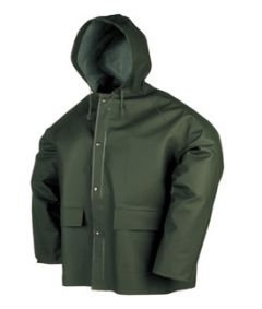 Regenjas Texoflex groen XL