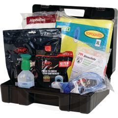Veiligheidsmiddelenset gewasbeschermingset PBM koffer