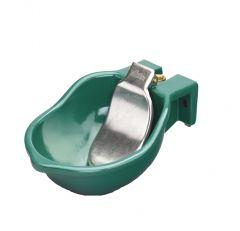 Drinkbak emaille SB8SD RV/P lange tong/messing ventiel