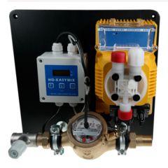 Doseerpomp voor Hydrocare + 1 1/4 watermeter