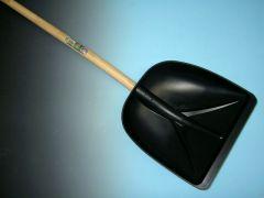 Ballastschop met PE-steel 130cm
