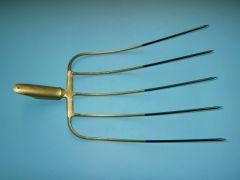 Bladvork Offner 5 tands 45cm