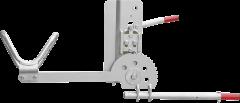 Kopfixatie voor behandelbox A5000 en A8000 verdovingsbox