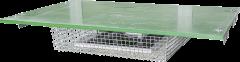 Kalverbox-afdekking met verwarmingspaneel