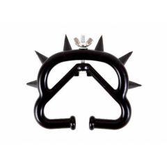 a.s Antidrinkbeugel klein zwart kunststof (2 st)