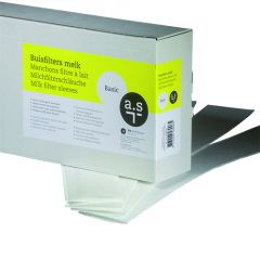 a.s Buisfilters 650x90mm (120gr) basic