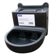 Muurdrinkbak met vlotter 6,8 liter