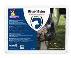 Bi-pH Bolus (Bicarbonaat Bolus)