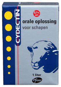 Cydectin 0,1% w/v orale oplossing REG NL URA