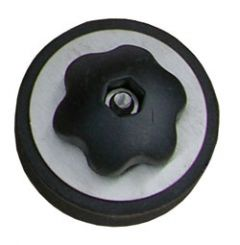 Losse uitlaatstop 75 mm, voor Fastflow waterbak