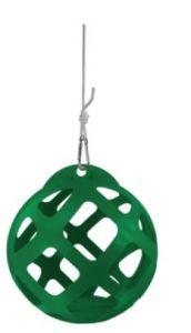 Hay Slowfeeder Green diam. 40 cm Kunststof