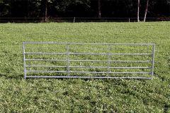 Hek voor schapen, lengte 1,83 m,verzinkt
