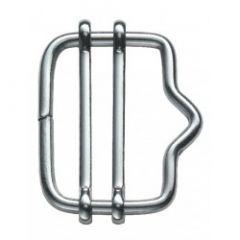 Lintverbindingsgesp poortgreep voor lint tot 40mm