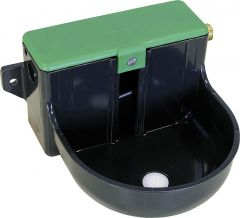 Vlotterventiel drinkbak Mod. 125Aluminium met kunststof bekleed
