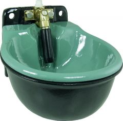 Buisventielbak Mod. 46met 3/4 messingventiel, incl. verwarmingskabel