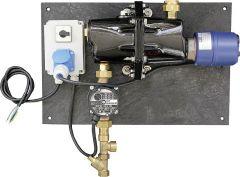 Rondpompverwarmingsysteem model 303