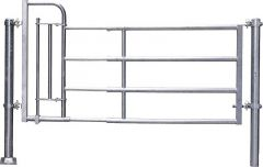 Afscheiding R4 (5/6) personenkruipgat,montage lengte 5,25-6,05m