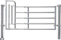 Afscheiding R5 (1/2) personenkruipgat,montage lengte 1,80-2,55m
