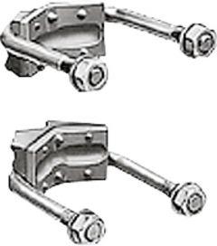 Bevestigingsbeugel v. drinkbak (1 paar)voor Mod. 115, 19R en 25R set met 2 stuk
