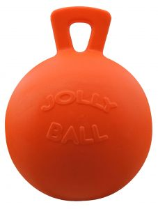Jolly Ball ORANJE Vanillegeur 25 cm