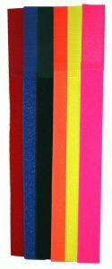 Koeherkenningsband klitteband rood